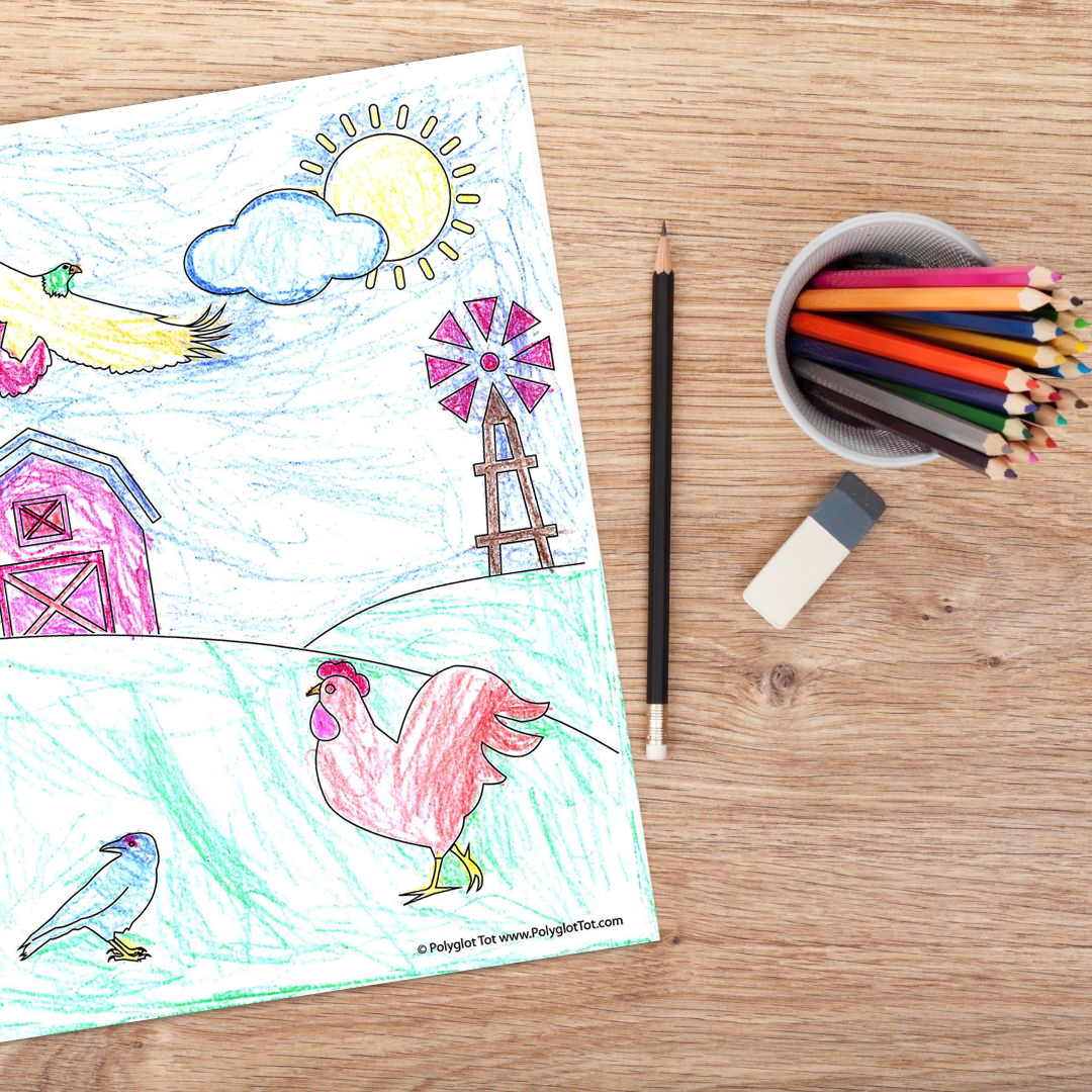 FREE Printables and Activity Sheets